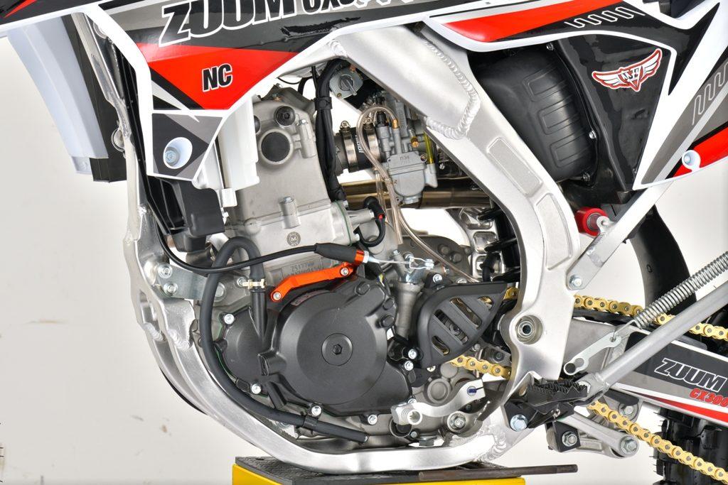 ZUUM CX300 NC (ZS177MM 300cc) эндуро/кроссовый