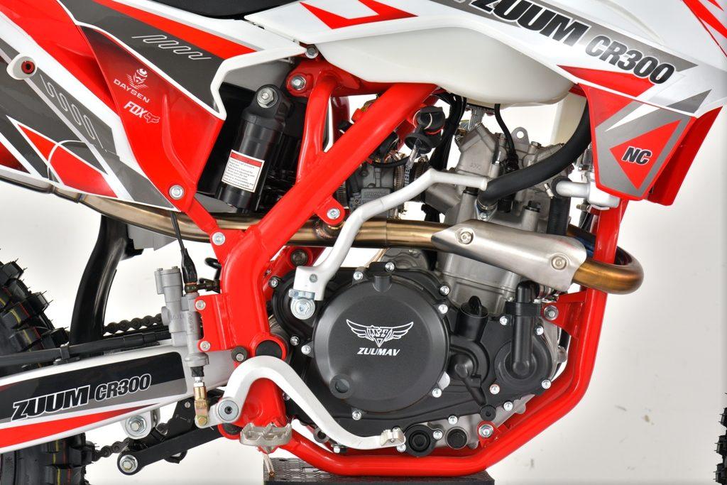 ZUUM CR300 NC (ZS177MM 300см3) эндуро/кроссовый