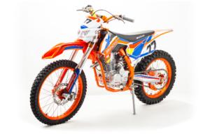 Motoland WRX250 KT Кросс/эндуро мотоцикл