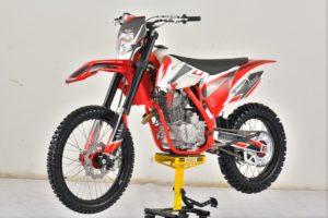 Zuum CR250 CB (ZS172fmm) эндуро/кроссовый мотоцикл