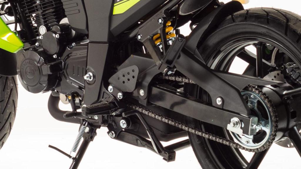 Мотоцикл Motoland Bandit 250