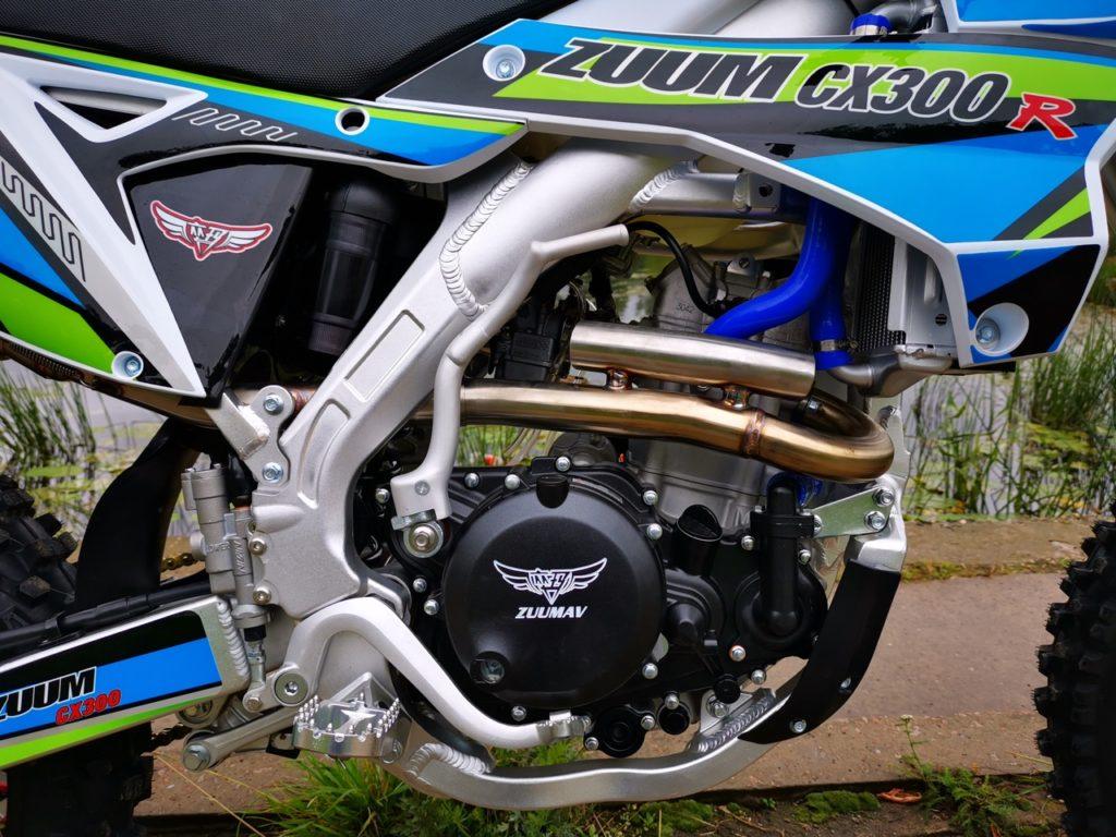 Zuum CX300 R (300см3) эндуро/кроссовый мотоцикл