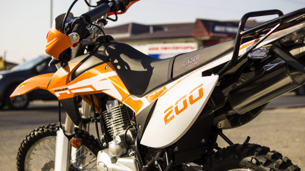 Racer Enduro RC200GY-C2