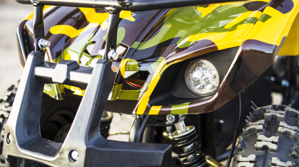 Motoland ATV ZR8