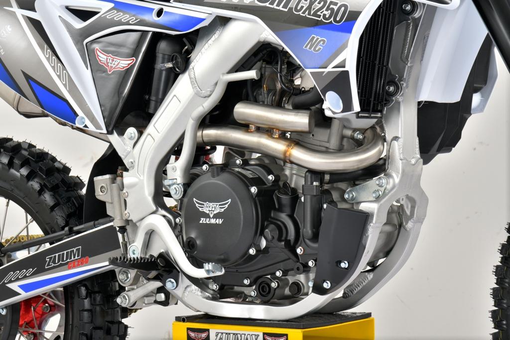 ZUUM CX250 NC (ZS177MM 250cc) эндуро/кроссовый