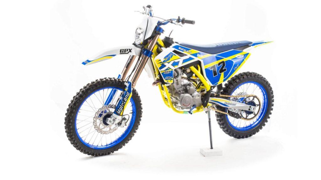 XT250 ST-W