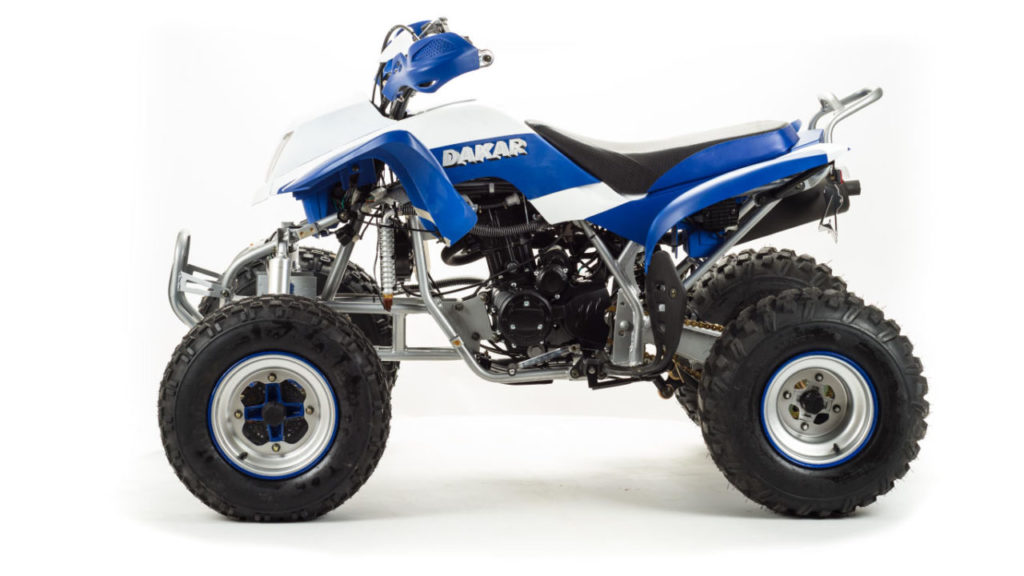 Motoland 250 DAKAR