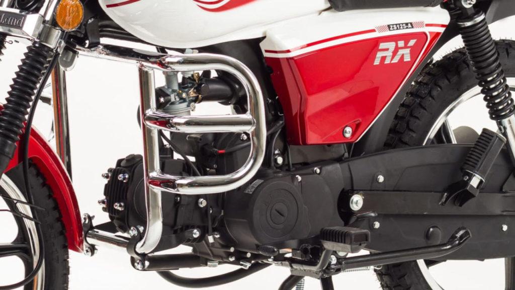 мотоцикл 125 кубов