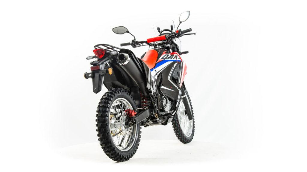 Motoland DAKAR 250 LT