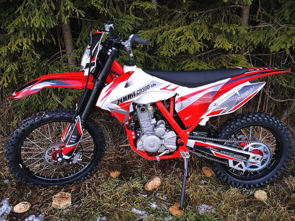 Zuum CR300 CBs