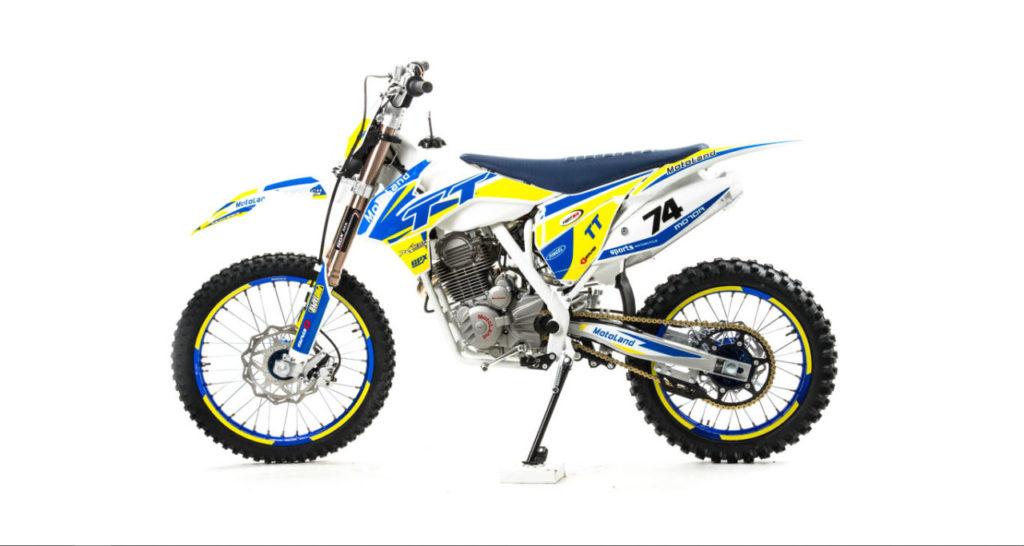 Motoland TT250