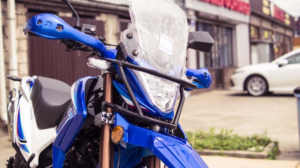 Motoland XR250 Enduro 172FMM Эндуро/дуалспорт