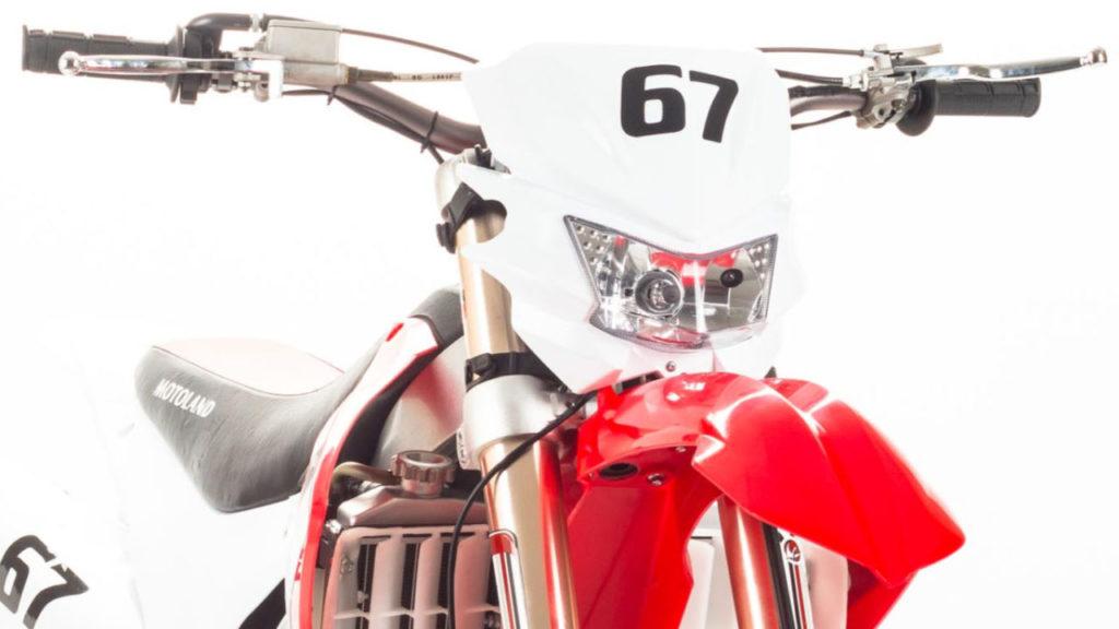 Motoland XR250 PRO Кросс/эндуро с жидкостным охлаждением