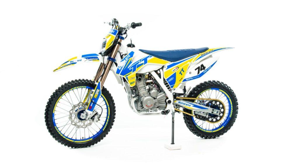 Motoland TT300 (ZS174MN-3) Кросс / эндуро мотоцикл