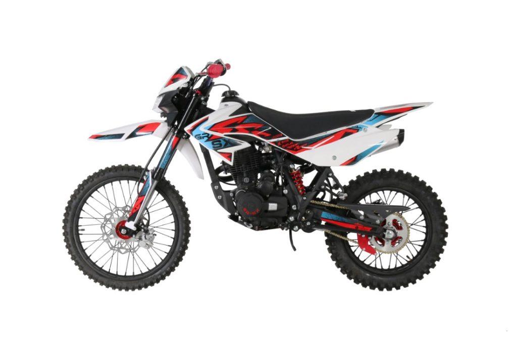Мотоцикл 150 кубов