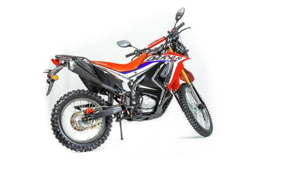Motoland Dakar ST