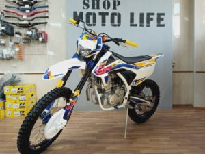 GR2 300Pro (ZS174MN вод.охл) кросс/эндуро мотоцикл 2021 года
