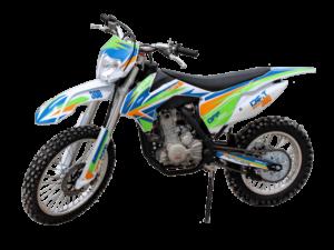 Racer SR-X2 Cross X2 (ZS174MN-3 вод.охл). Кросс/эндуро мотоцикл